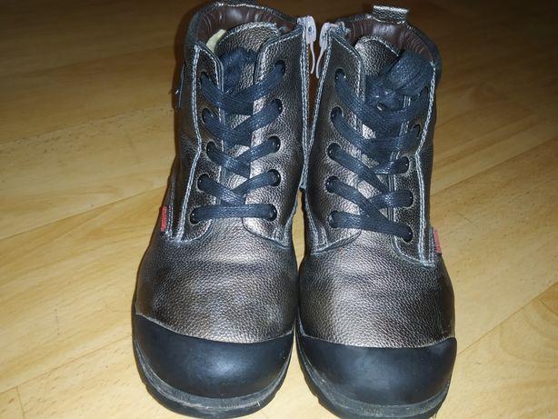 Ботинки утеплённые, тёплые