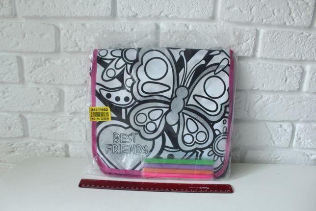 Нова сумочка для любителів творчості