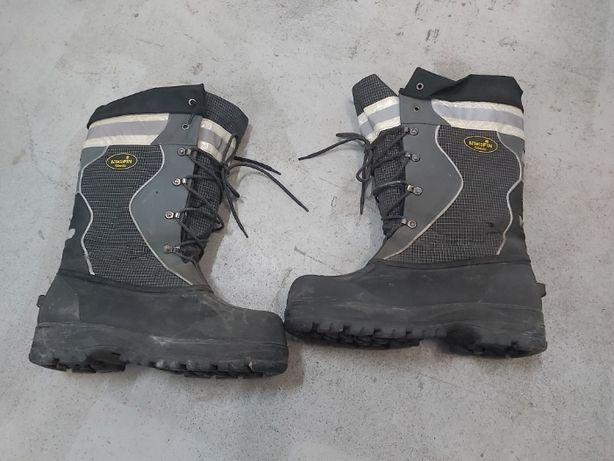 Buty zimowe Norfin Siberia śniegowce arktyczne