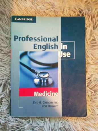 Professional English in Use Medicine, Eric Glendinning, Ron Howard