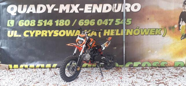 Motor dla dziecka KXD 502C 125ccm 4T kross dla dziecka silnik 4T ŁÓDŹ