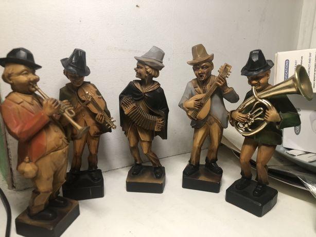 Статуэтки музыканты немцы