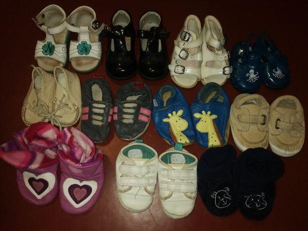 Отдам обувь для малышки