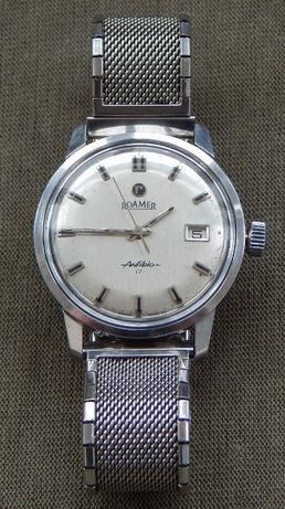 часы Roamer Anfibio, 17 камней, механика, 1961-1967 г.в., Швейцария