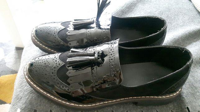 Nowe buty .