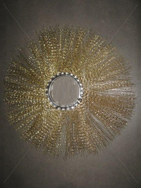 Диск щеточный метал., кольцо щеточное метал. ММ 120/550