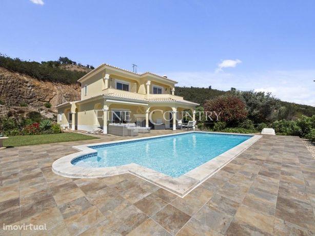 Silves/Odelouca- Atrativa moradia com 4 quartos, piscina ...