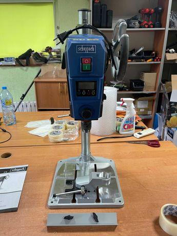 Wiertarka Stołowa Laser Krzyżowy Scheppach DP40 710W
