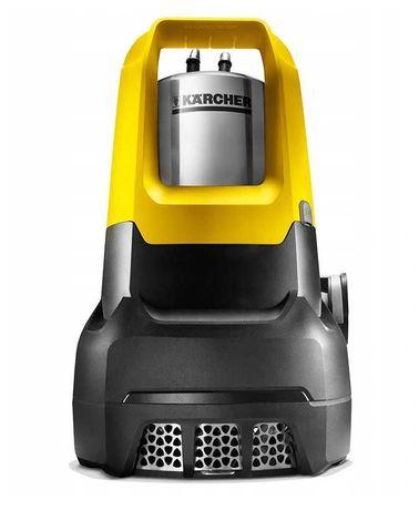 Karcher Pompa DO brudnej wody wytrzymała SP7 Inox  części