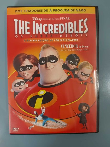 DVD - The Incredibles