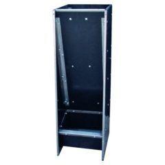Autokarmnik/automat paszowy z płyty PE dla trzody-na pasze suche