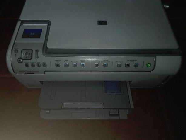 Impressora Multifunções HP C5180 All in One