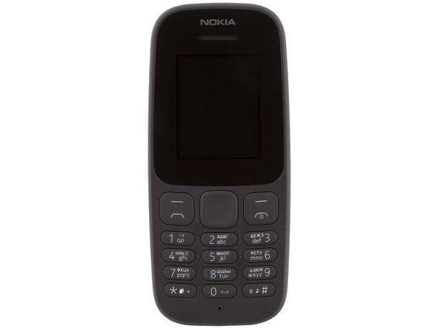 Nokia 105 Dual Sim с фонариком отличное состояние