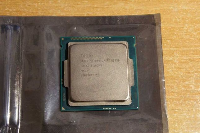 Процессор Pentium g3250 lga 1150