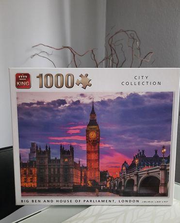 Sprzedam puzzle 1000 szt
