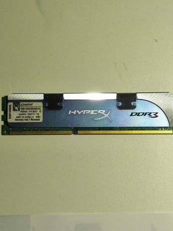Оперативная память 2gb DDR3 1600MHz 12800