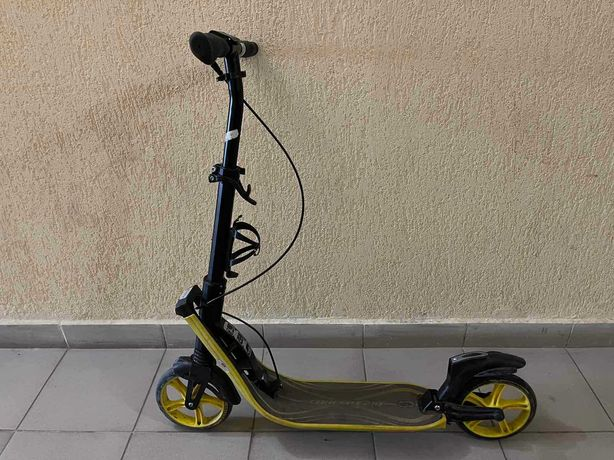 Продам самокат двухколесный Maraton Concept 210 (детский+взрослый)