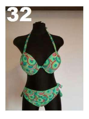 NOWY Bikini Tankini kostium strój kąpielowy jednoczęściowy 46 B/C/D