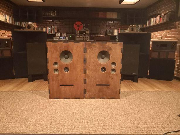Продам набор динамиков от акустики Jensen TF 3 в больших корпусах
