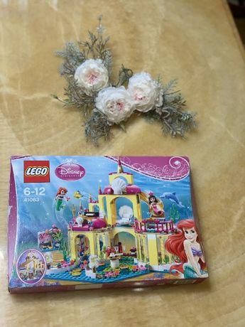 Конструкторы для девочки Lego Подводный замок Ариель