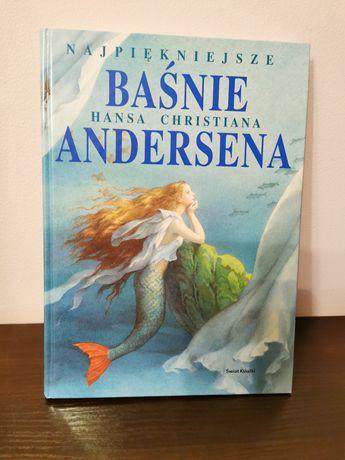 Książka Baśnie Andersena