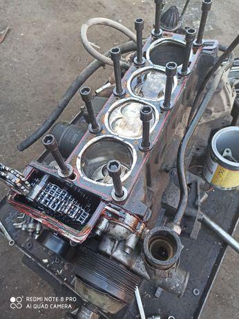 Блок двигателя ЗМЗ 405 406 Газель Рута волга