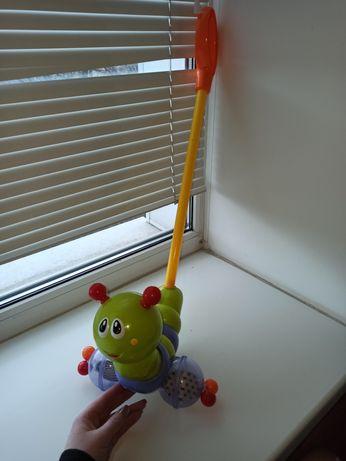 Каталка гусеница limo toy