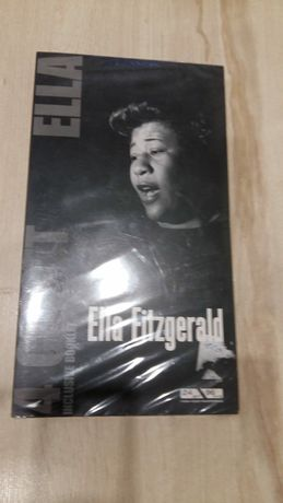 Ella Fitzgerald zestaw 4 płyt CD Nowe