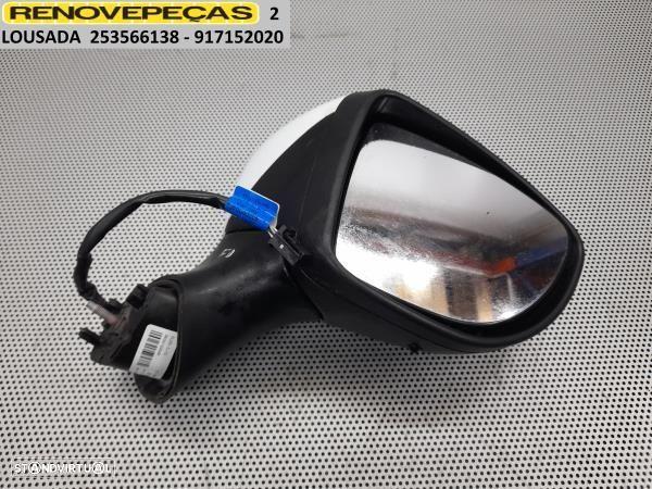 Espelho Retrovisor Dto Electrico Renault Clio Iv (Bh_)