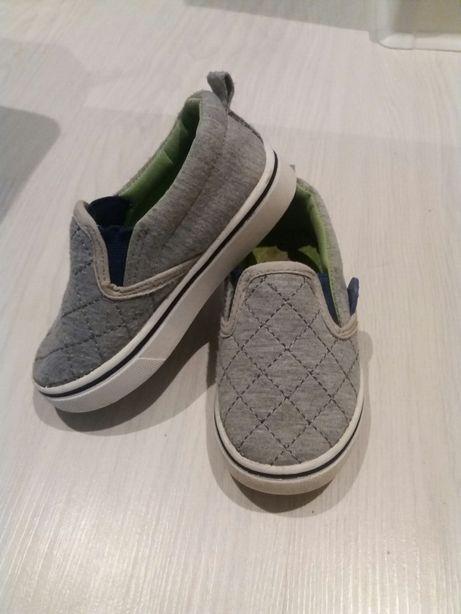 Trampki /kapcie roz. 21, 14 cm buty chłopięce