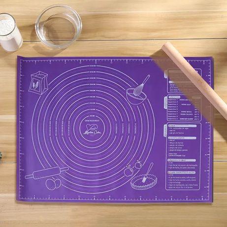 Силіконовий коврик для тіста, коврик для теста