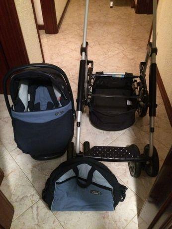 Cadeira auto e passeio