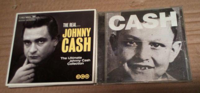 Płyty Johny Cash zestaw 4 CD