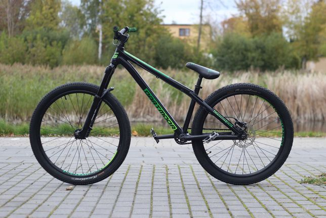 rower DIRT Dartmoor Gamer, koła 26 cali, rama S, 2019r