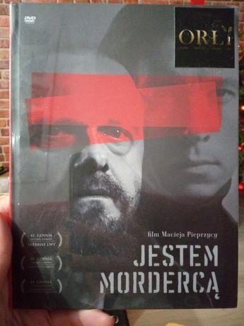 """Płyta DVD""""jestem mordercą"""""""