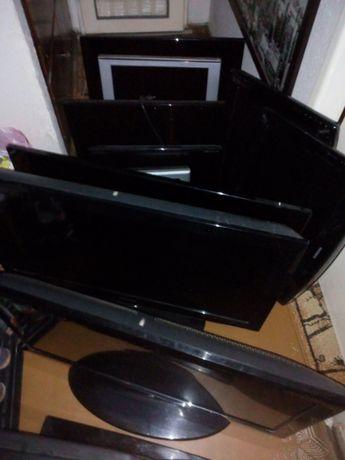 Telewizory LCD, niesprawne, 12 szt, 600 zł.