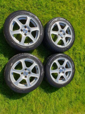 Koła 195/50 R15 VW Golf Alufelgi rial kba 45140 7Jx15H2 ET37