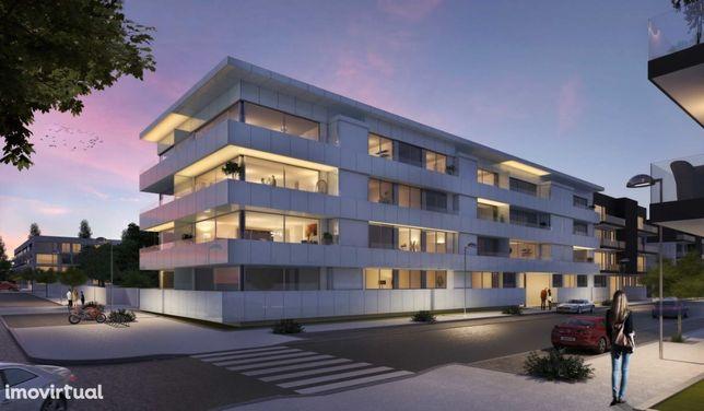 T3 Novo Acabamentos Luxo 2 Lugares Garagem-Vila do Conde