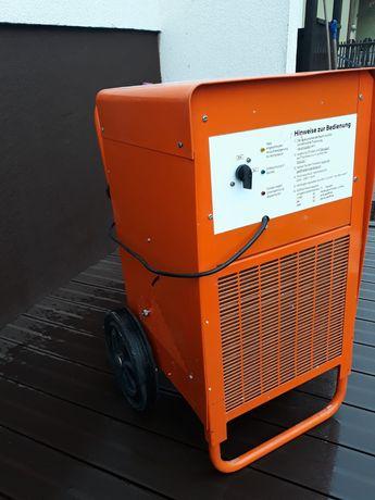Osuszacz powietrza - bardzo mocny i wydajny - wynajem