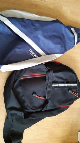 Рюкзак через плечо/сумка/кенругу/ спортивная сумка