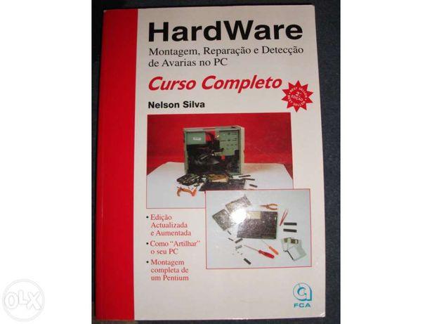 Curso completo hardware PC - livro