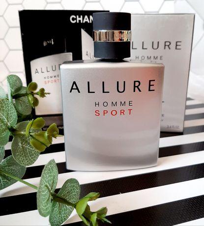 Туалетная вода для мужчин Allure Homme Sport(Шанель аллюр спорт) 100ml