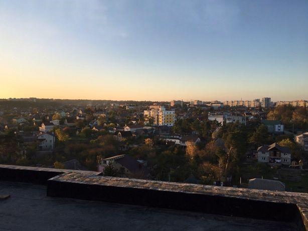 АКЦІЯ! Велика квартира в КЛАСНЮЧОМУ комплексі! Тераса - 43 м2!
