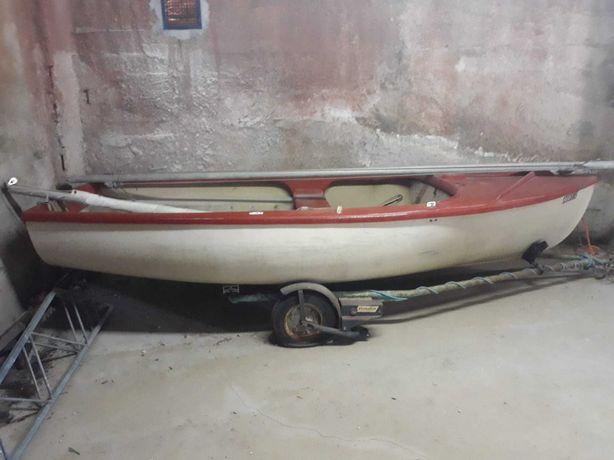 Barco à vela de recreio