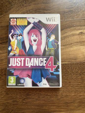 Jogo Wii Just Dance 4