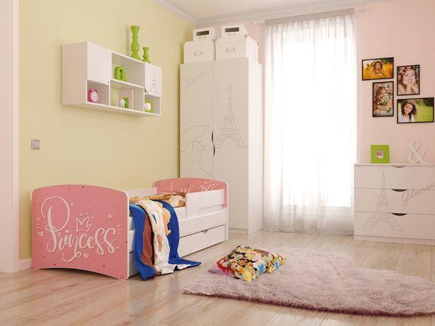 """Кровать детская """"KINDER"""" с выдвижным ящиком"""
