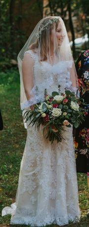 suknia ślubna Justin Alexander 8725