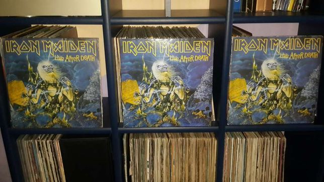 Heavy Metal Iron Maiden