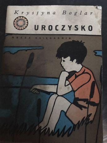 Książka uroczysko Krystyna Boglar