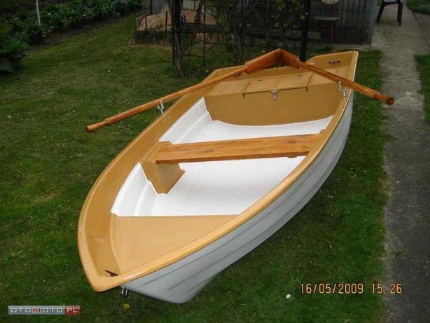 Łódka Wiosłowa Wędkarska Transport Cała Polska Antila Mazury